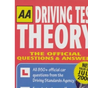 Driving Test: Pass First Time - Theory (AA Illustrated Reference)