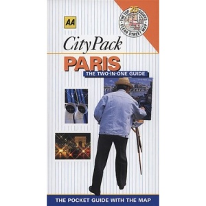 Paris (AA Citypack Series)