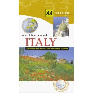 On the Road Italy (AA Touring Guides)