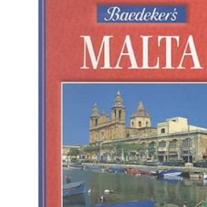 Baedeker's Malta (AA Baedeker's)