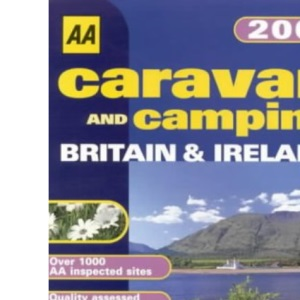 Caravan and Camping Britain 2001 (AA Lifestyle Guides)