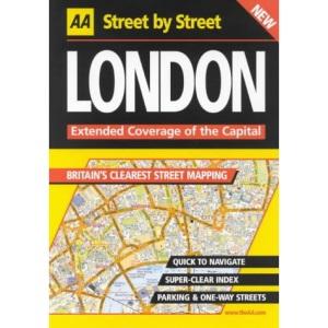 AA Street by Street London