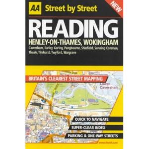 AA Street by Street Reading