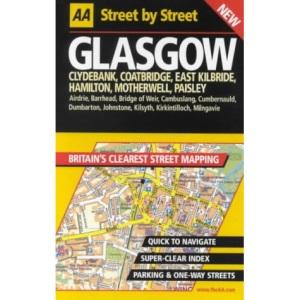 AA Street by Street Glasgow