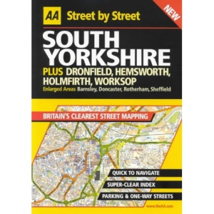 South Yorkshire (AA Street by Street)