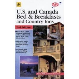 AAA US and Canada Bed and Breakfasts and Country Inns (Aaa Guide)