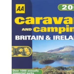 Caravan and Camping Britain 2002 (AA Lifestyle Guides)
