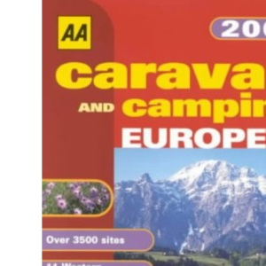 Caravan and Camping Europe 2002 (AA Lifestyle Guides)