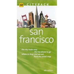 AA CityPack San Francisco (AA CityPack Guides)