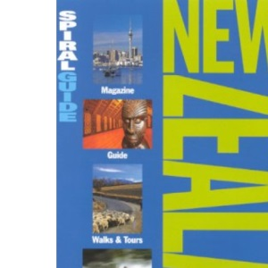 New Zealand (AA Spiral Guides)