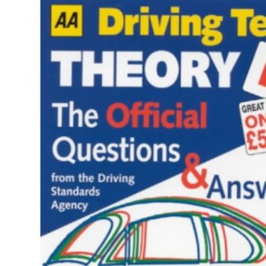 Driving Test Theory: The Official Questions and Answers (AA Driving Test Series)