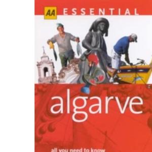Essential Algarve (AA Essential)