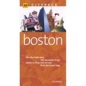 Boston (AA Citypacks)
