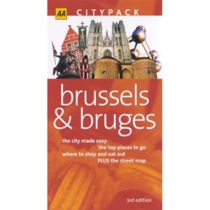 Brussels and Bruges (AA Citypacks)