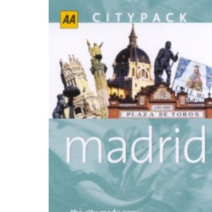 Madrid (AA Citypacks)