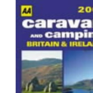 Caravan and Camping Britain 2003 (AA Lifestyle Guides)