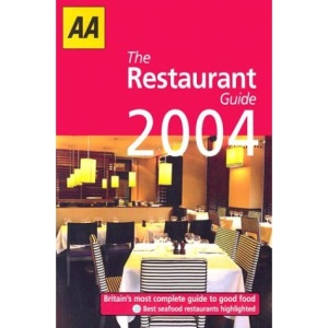 The Restaurant Guide (AA Lifestyle Guides)