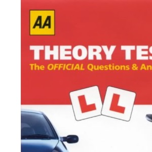 AA Theory Test: Valid from July 2003: The Official Questions and Answers (AA Driving Test Series)