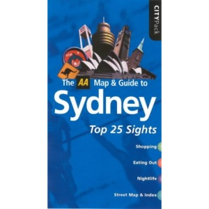 AA CityPack Sydney (AA CityPack Guides)