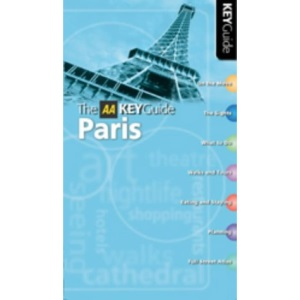 AA Key Guide Paris (AA Key Guides Series)