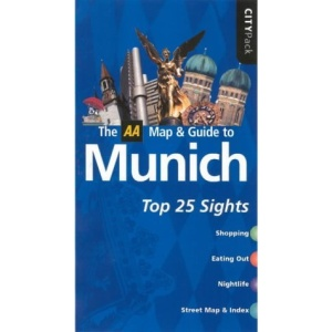 AA CityPack Munich (AA CityPack Guides)