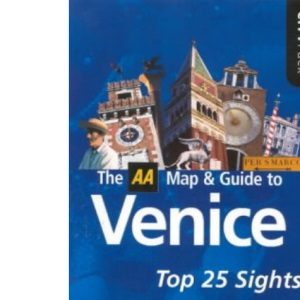 AA CityPack Venice (AA CityPack Guides)