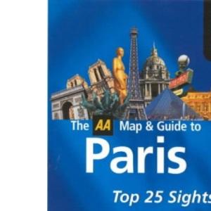 AA CityPack Paris (AA CityPack Guides)