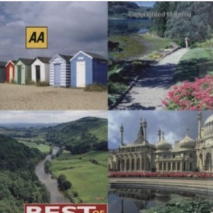 AA Best of Britain's 100 Places to Visit: Great Days Out for All the Family (AA Best of Britain's S.)
