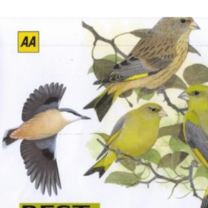 AA Best of Britain's Birds: Beautifully Illustrated Guide to Over 250 Species (AA Best of Britain's S.)