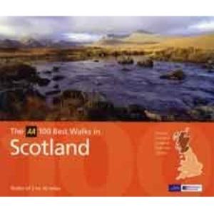 Scotland (AA 100 Best Walks in S.)