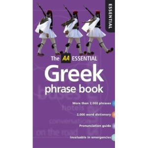 AA Essential Greek Phrasebook (AA Essential Phrase Book S.)