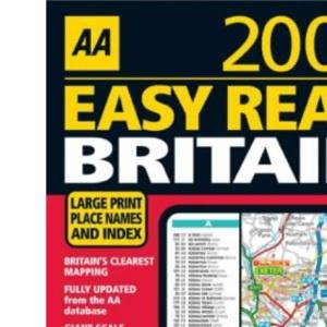 Easy Read Britain (AA Atlases S.)