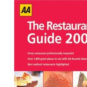 AA the Restaurant Guide 2005