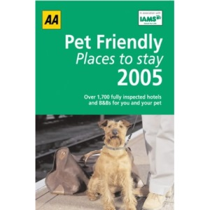 Pet Friendly Places to Stay 2005