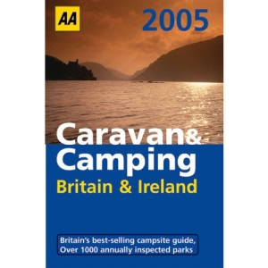 AA Caravan and Camping Britain and Ireland (AA Lifestyle Guides)