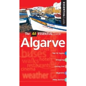 AA Essential Algarve (AA Essential Guide)
