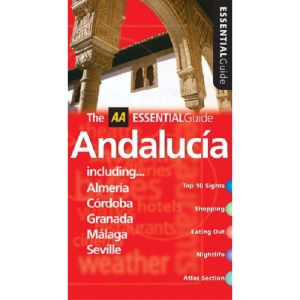 AA Essential Andalucia (AA Essential Guide)