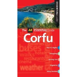 AA Essential Corfu (AA Essential Guide)