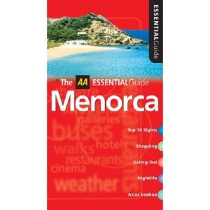 AA Essential Menorca (AA Essential Guide)