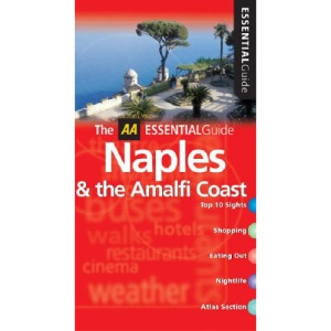 AA Essential Naples (AA Essential Guide)