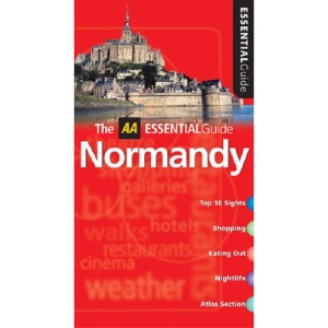 AA Essential Normandy (AA Essential Guide)