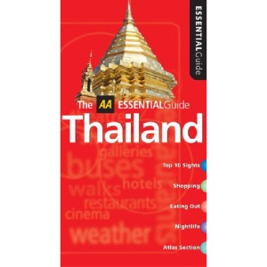 AA Essential Thailand (AA Essential Guide)