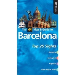 AA CityPack Barcelona (AA CityPack Guides)