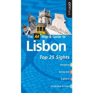 AA CityPack Lisbon (AA CityPack Guides)