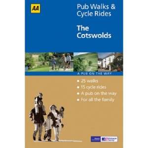 Cotswolds (AA 40 Pub Walks & Cycle Rides)