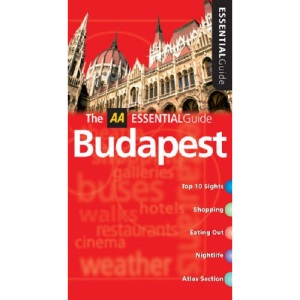 AA Essential Budapest (AA Essential Guide)