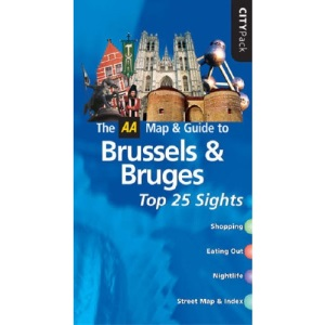 AA CityPack Brussels and Bruges (AA CityPack Guides)