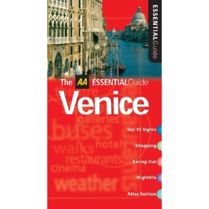 AA Essential Venice (AA Essential Guide)