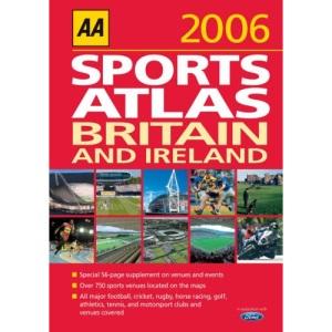 AA Sports Atlas Britain