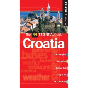 AA Essential Croatia (AA Essential Guide)